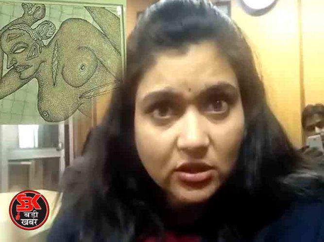 प्रदर्शनी खत्म, विवाद शुरू : -रविन्द्र मंच पर हुआ था जयपुर आर्ट समिट