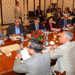 सीएम ने प्रधानमंत्री की बाड़मेर यात्रा की तैयारियों की समीक्षा की
