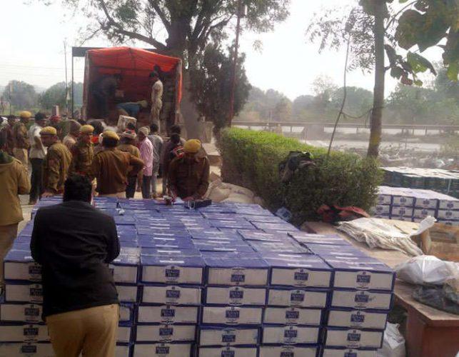 गुजरात चुनाव में बहने वाली थी शराब की नदी!