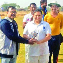 आई.एफ.डब्ल्यू.जे. की दो दिवसीय पत्रकार मैत्री क्रिकेट प्रतियोगिता