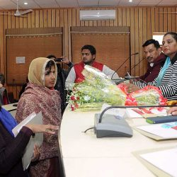 संविधान में महिलाओं को बराबरी का अधिकार: सुमन