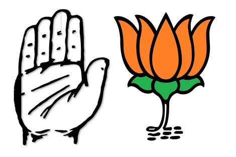 उपचुनाव: भाजपा-कांग्रेस के प्रत्याशी घोषित