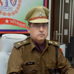 अति. पुलिस अधीक्षक सुधीर जोशी ने पदभार ग्रहण किया