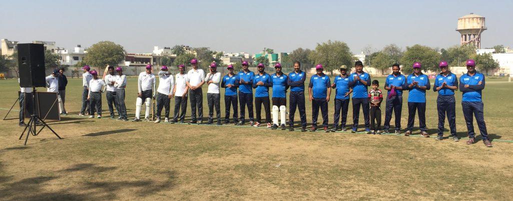 प्रेस प्रीमियर लीग-2018/भास्कर और फस्र्ट इण्डिया ने जीत दर्ज की