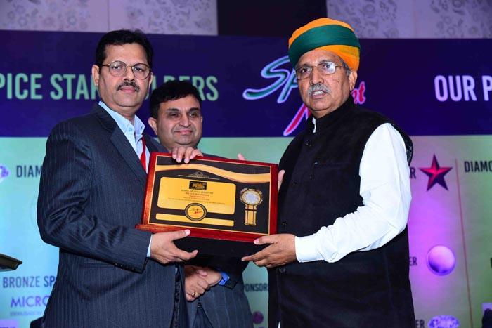 किसान और व्यापार के सहयोग से भारत बनेगा मजबूत: मेघवाल