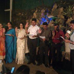 प्रेस रिलीज़   मारवाड़ी युवा मंच जयपुर कैपिटल एवं जयपुर मूमल शाखा के नवनिर्वाचित सदस्यों ने कार्यभार सँभाला