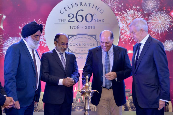 Cox & Kings Celebrates 260thAnniversary with Several Exciting Offers