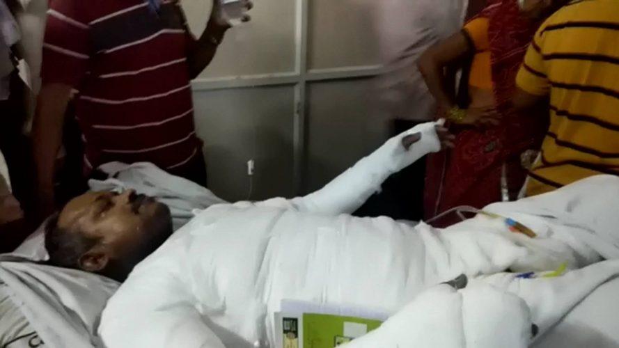 आत्मदाह करने वाले रघुवीर ने भारत बंद से पहले तोड़ा दम