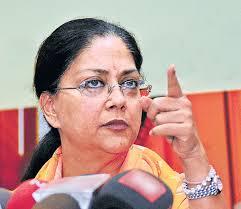 राजस्थान में तो वसुन्धरा को ही चलेगी, साबित हुई आयरन लेडी
