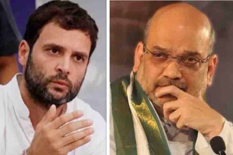 कर्नाटक चुनाव के बाद भाजपा अध्यक्ष अमित शाह और कांग्रेस अध्यक्ष राहुल गांधी करेंगे राजस्थान पर फोकस