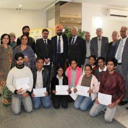 महिलाओं के कानूनी अधिकारों के बारे में जागरूकता पैदा करने के लिए भारतीय स्किल डेवलपमेंट यूनिवर्सिटी ने किया प्रतियोगिता का आयोजन