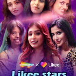 अपने लेटेस्ट चैट शो ''लाईकी स्टार्स विद प्रिया रैना'' के लिए लाईकी ने शेमारूमी के साथ सहयोग किया
