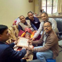 स्मृति शेष: स्व. भंवरलाल शर्मा नेता थे लेकिन जयपुर की जनता के लिए वे कभी नेता जैसे नहीं रहे