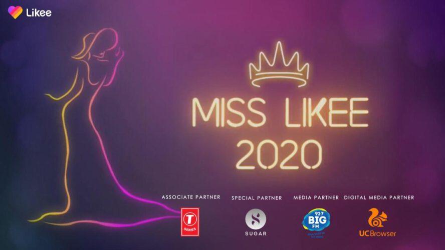 लाइकी ने डिजिटल टैलेन्ट पेजेंट मिस लाइकी 2020 के लिए अग्रणी ब्रैंड्स के साथ मिलाया हाथ