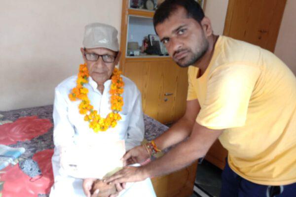 -…तो हमें देश में वृद्धाश्रमों की आवश्यकता नहीं रहेगी, देश भर में गुर्जरगौड़ ब्राह्मण समाज के वृद्धजनों का हुआ सम्मान