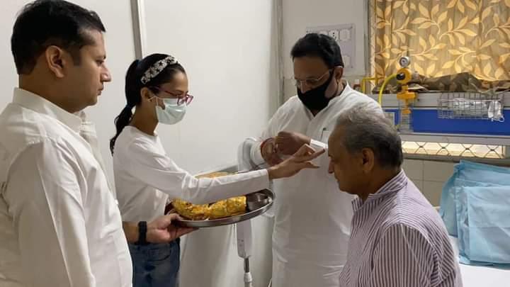 मुख्यमंत्री हुए अस्पताल से डिस्चार्ज