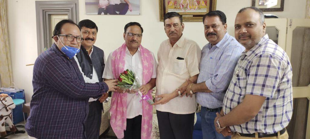 *सेंटर फॉर एक्सीलेंस भवन के लिए डॉ. सीपी जोशी, सांसद बोहरा, महेश जोशी व महंत कैलाश जी ने दिया बड़ा योगदान*