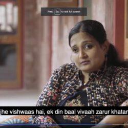 बालिका वधू -2 का एक्टिविस्ट डॉ.कृति भारती करेगी प्रमोशन, बाल विवाह निरस्त की मुहिम होगी प्रसारित