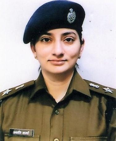 Commandant Swati Sharma selected for the prestigious British Government's Chevening Scholarship