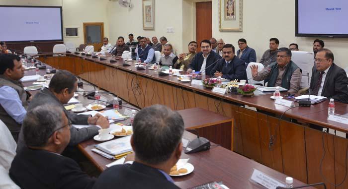 सूखा क्षेत्रों में आ रहा है केन्द्रीय दल सर्वे के लिए, Central Team  For the Survey in Dry Areas