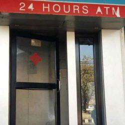 एटीएम मशीन ही उठा ले गए चोर