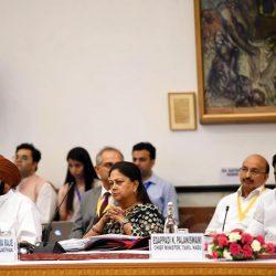 नीति आयोग शाषी परिषद की बैठक-ईआरसीपी को मिले राष्ट्रीय परियोजना का दर्जा: राजे