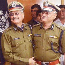 नए डीजीपी गर्ग ने कार्यभार सम्भाला -पुलिस को पब्लिक फ्रेंडली बनाएंगे