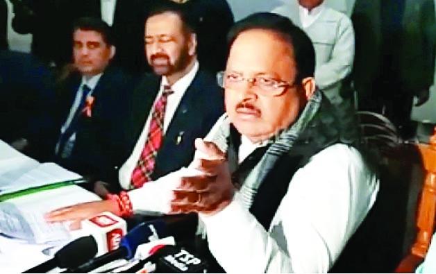 कोरोना को हराने के लिए उप जिला चिकित्सालय स्तर तक ऑक्सीजन उत्पादन के प्लांट लगा रही है सरकार: डा. शर्मा