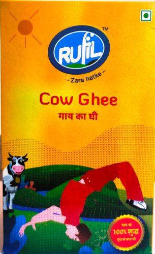 रूफिल ने लान्च किया गाय के दूध से बना 100 फीसदी शुद्ध घी