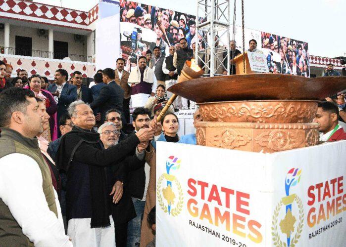 राज्य में मिलेगा स्पोट्र्स कल्चर को बढ़ावा: मुख्यमंत्री