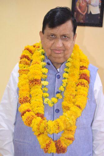 डॉ. एलसी भारतीय प्रेस काउंसिल ऑफ इंडिया के सदस्य मनोनीत
