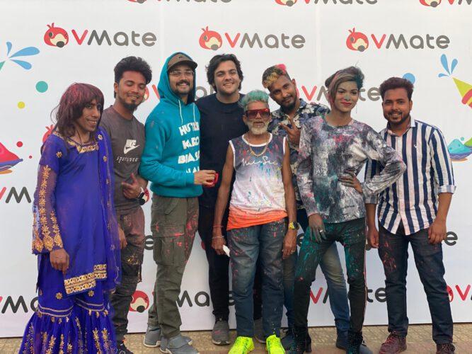 #VMateAsliHolibaaz अभियान ने शॉर्ट वीडियो कंटेंट निर्माण में नया मापदंड स्थापित किया