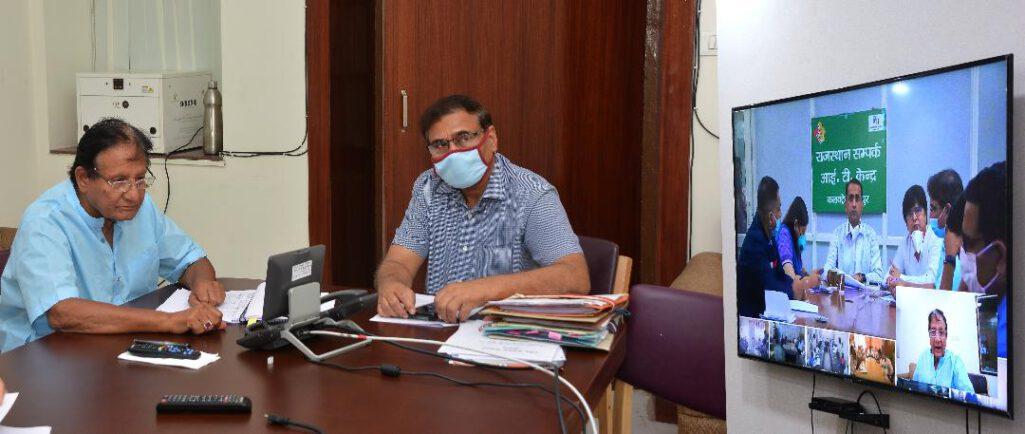 press confrence...जयपुर समेत पूरे राजस्थान ने देश को दिखाया कोराना का उत्कृष्ट प्रबन्धन: धारीवाल