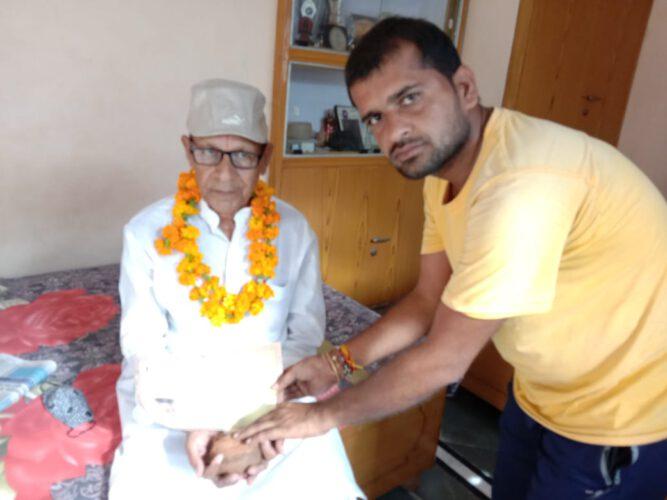 -...तो हमें देश में वृद्धाश्रमों की आवश्यकता नहीं रहेगी, देश भर में गुर्जरगौड़ ब्राह्मण समाज के वृद्धजनों का हुआ सम्मान