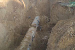 इंडियन ऑयल की पाइप लाइन में तेल चोरी पकड़ी, तहकीकात में जुटे अधिकारी