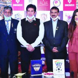 प्रीमियर हैंडबॉल लीग के पहला सीजन जयपुर में 24 से