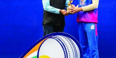 जयपुर के सुबोध कॉलेज को पराजित कर डीएवी जालंधर बना रेडबुल कैम्पस क्रिकेट चैम्पियन